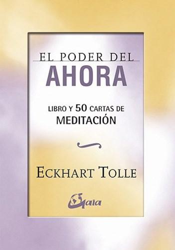 EL PODER DEL AHORA 50 CARTAS DE MEDITACION