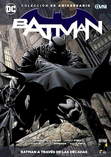 BATMAN 01 COLECCION 80 ANIVERSARIO