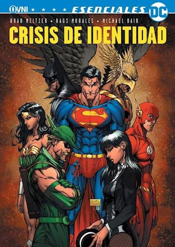 CRISIS DE IDENTIDAD ESENCIALES DC