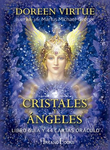 CRISTALES Y ANGELES (LIBRO + CARTAS)