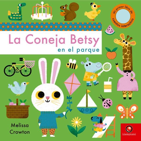 LA CONEJA BETSY EN EL PARQUE