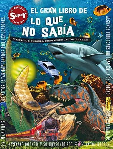 EL GRAN LIBRO DE LO QUE NO SABIA