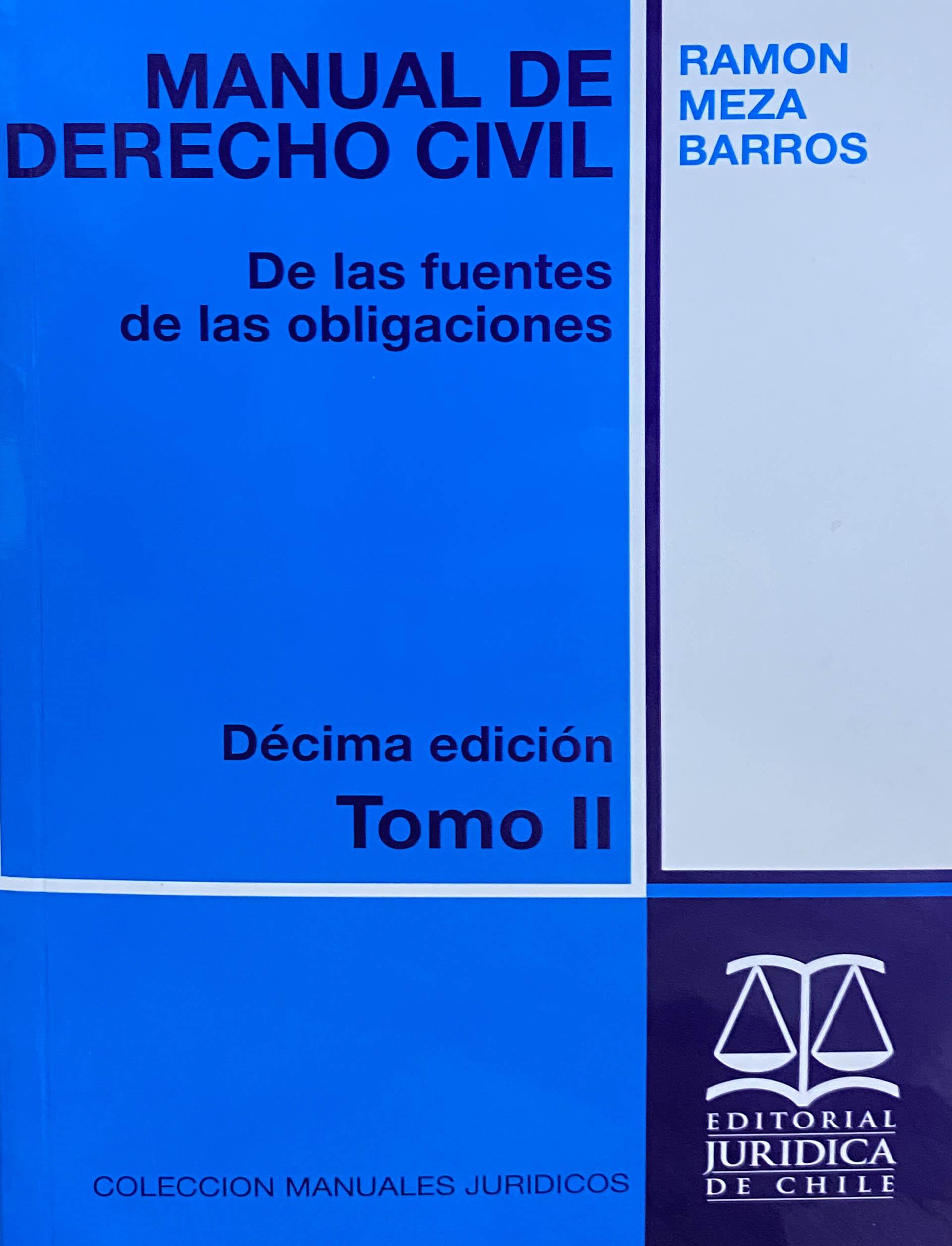 MANUAL DEL DERECHO CIVIL TOMO 2