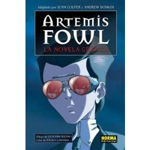 ARTEMIS FOWL 1 NOVELA GRAFICA