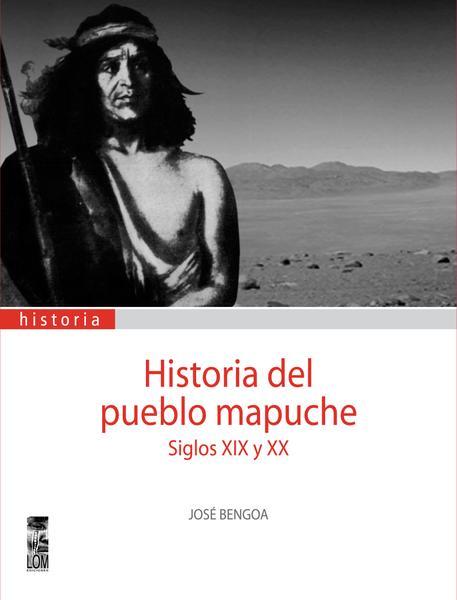 HISTORIA DEL PUEBLO MAPUCHE SIGLO XIX Y XX