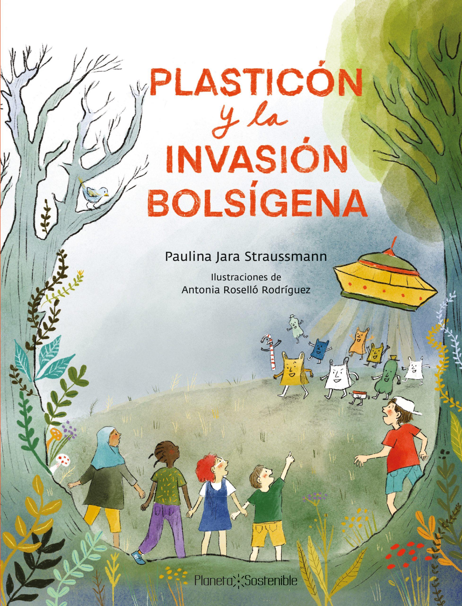 PLASTICON Y LA INVASION BOLSIGENA