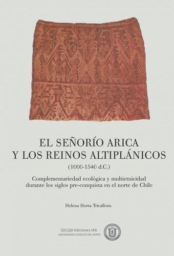 EL SEÑORIO ARICA Y LOS REINOS ALTIPLANICOS
