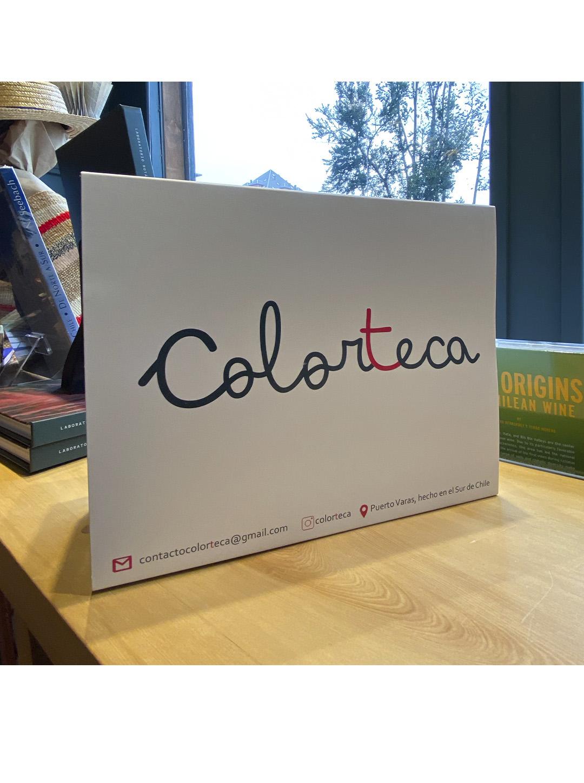 COLORTECA TALLER 1 CREACION DE TITERES