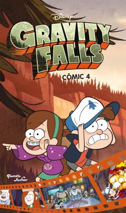 GRAVITY FALLS COMIC 4